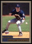 2000 Topps #153  Doug Mientkiewicz  Front Thumbnail