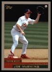 2000 Topps #192  Joe McEwing  Front Thumbnail