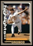 2000 Topps #460   -  Jesse Orosco Season Highlights Front Thumbnail