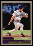 2000 Topps #377  Travis Lee  Front Thumbnail