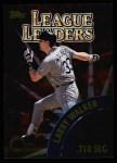 2000 Topps #467   -  Larry Walker / Manny Ramirez League Leaders Front Thumbnail
