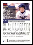 2000 Topps #383  Jeff Suppan  Back Thumbnail