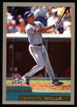 2000 Topps #413  Vernon Wells  Front Thumbnail