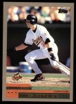 2000 Topps #172  Mike Bordick  Front Thumbnail