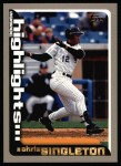 2000 Topps #219   -  Chris Singleton  Highlights Front Thumbnail