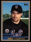 2000 Topps #276  Mike Hampton  Front Thumbnail