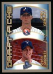2000 Topps #211   -  Josh Girdley / Kyle Snyder Draft Picks Front Thumbnail