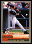 2000 Topps #288  Aaron Boone  Front Thumbnail