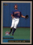 2000 Topps #350  Jose Cruz Jr.  Front Thumbnail
