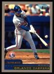 2000 Topps #34  Orlando Cabrera  Front Thumbnail
