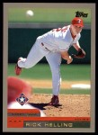 2000 Topps #406  Rick Helling  Front Thumbnail