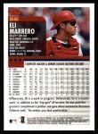 2000 Topps #68  Eli Marrero  Back Thumbnail