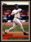 2000 Topps #356  Troy O'Leary  Front Thumbnail