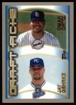 2000 Topps #216   -  Omar Ortiz / Jay Gehrke Draft Picks Front Thumbnail