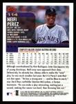 2000 Topps #114  Neifi Perez  Back Thumbnail