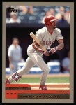 2000 Topps #183  Tom Goodwin  Front Thumbnail