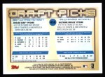 2000 Topps #450  Ben Christensen / Richard Stahl  Back Thumbnail