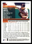 2000 Topps #132  Russ Ortiz  Back Thumbnail