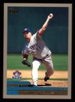 2000 Topps #242  David Wells  Front Thumbnail