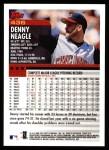 2000 Topps #436  Denny Neagle  Back Thumbnail