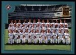 2001 Topps #780   Texas Rangers Team Front Thumbnail