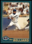 2001 Topps #277  Ron Belliard  Front Thumbnail