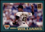 2001 Topps #126  Mike Williams  Front Thumbnail