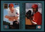 2001 Topps #744  Chris Russ / Bryan Edwards  Front Thumbnail