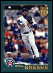 2001 Topps #208  Willie Greene  Front Thumbnail