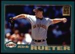 2001 Topps #107  Kirk Rueter  Front Thumbnail