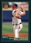 2001 Topps #672  Kevin Millwood  Front Thumbnail