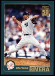 2001 Topps #560  Mariano Rivera  Front Thumbnail
