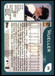 2001 Topps #85  Bill Mueller  Back Thumbnail