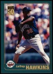 2001 Topps #296  LaTroy Hawkins  Front Thumbnail