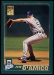 2001 Topps #459  Jeff D'Amico  Front Thumbnail