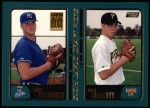 2001 Topps #359  Mike Stodolka / Sean Burnett  Front Thumbnail