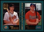 2001 Topps #354  Tripper Johnson / Scott Thorman  Front Thumbnail