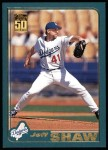 2001 Topps #464  Jeff Shaw  Front Thumbnail