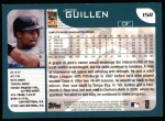 2001 Topps #158  Jose Guillen  Back Thumbnail