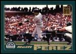2001 Topps #507  Neifi Perez  Front Thumbnail