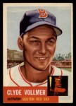 1953 Topps #32  Clyde Vollmer  Front Thumbnail