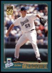 2001 Topps #486  Brian Meadows  Front Thumbnail