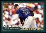 2001 Topps #652  Kevin Jarvis  Front Thumbnail