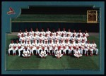2001 Topps #778   St. Louis Cardinals Team Front Thumbnail