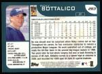 2001 Topps #283  Ricky Bottalico  Back Thumbnail