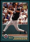2001 Topps #264  Mark Johnson  Front Thumbnail