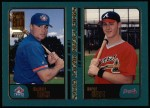2001 Topps #358  Dominic Rich  Front Thumbnail