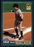 2001 Topps #637  Todd Walker  Front Thumbnail