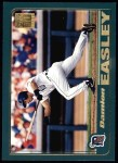 2001 Topps #490  Damion Easley  Front Thumbnail