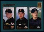 2001 Topps #367  Bobby Bradley / Kurt Ainsworth / Chin-Tsu Tsao  Front Thumbnail